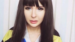 Park Bom makeup tutorial by Anastasiya Shpagina