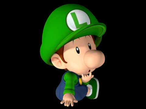 Mario Kart Wii Baby Luigi Voices Youtube