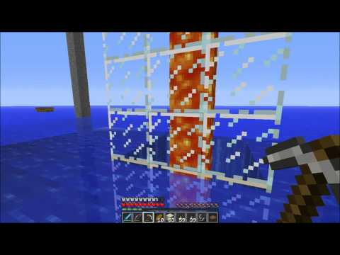 fett8802 plays Minecraft: Sunburn Islands - Episode 6: Creeper Sphynx