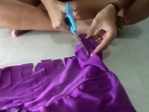 Passo a Passo de como customizar sua camiseta! - YouTube e41b17cf8d875