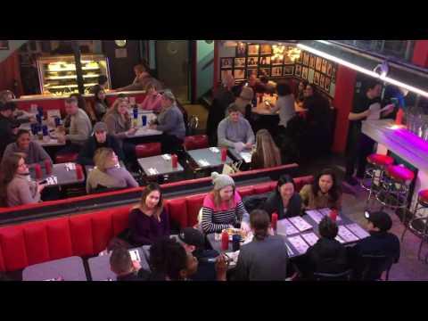 Ellen's Stardust Diner New York Broadway