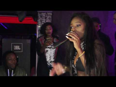 VANESSA MDEE LIVE IN CYPRUS - PERFORMANCE