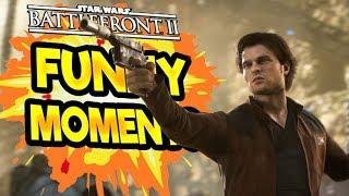 Star Wars Battlefront 2 Funny & Random Moments [FUNTAGE] #39  - Kessel Special!
