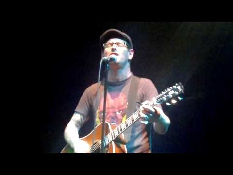 Corey Taylor acoustic cover of Pearl Jam - Black