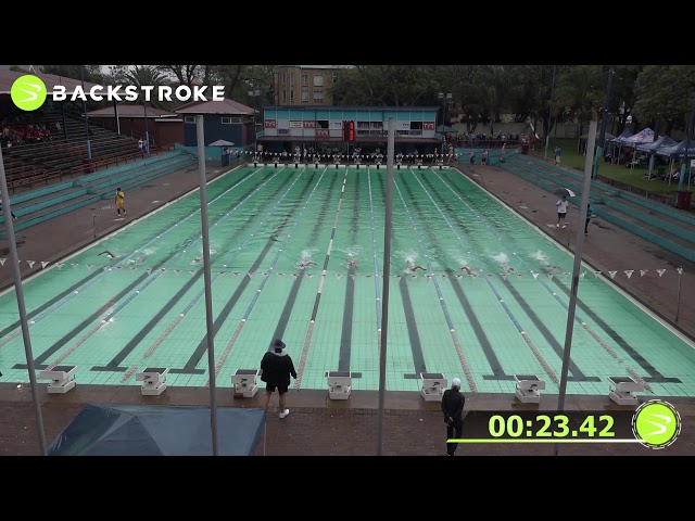 #201 Mixed 100 LC Meter Freestyle Heat 9 of 15
