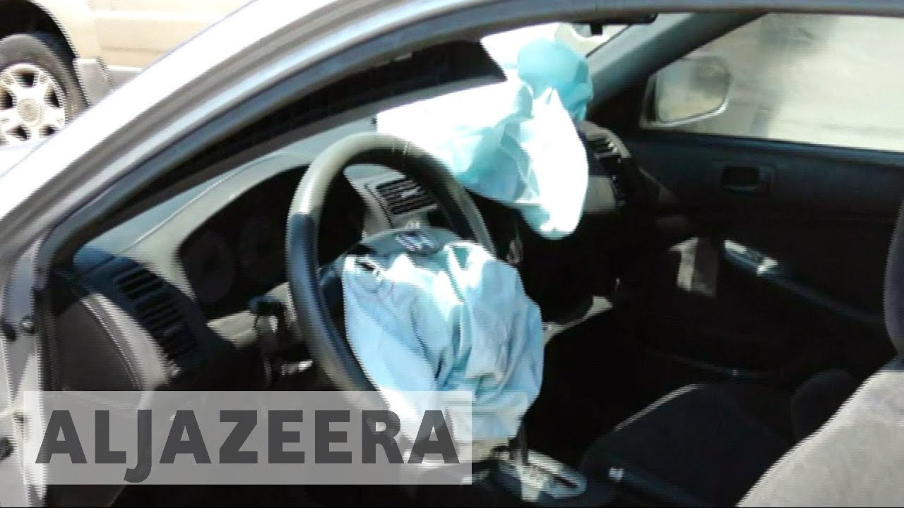 Auto-parts maker Takata files for bankruptcy over airbag recall