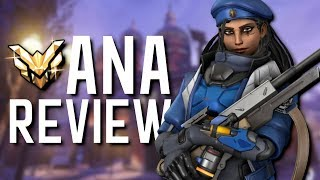 Jayne Blitz Review of Master Ana