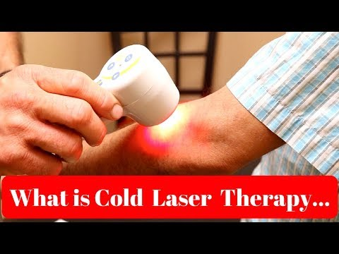 What Is Cold Laser Therapy?