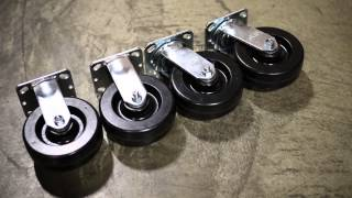 Phenolic Caster Wheels: Your Caster Connection