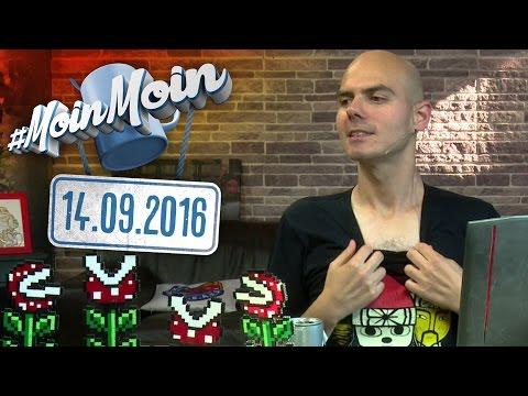#MoinMoin mit Gregor | Die innere Uhr, Modern Talking, John Cena-Interview, Summerslam | 14.09.2016