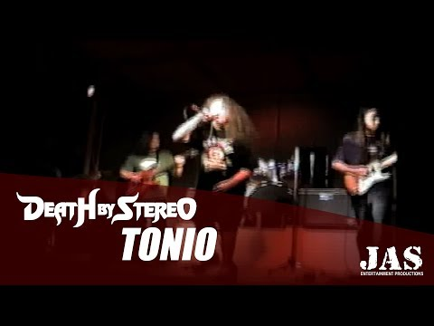 DEATH BY STEREO - Tonio - Live At Rock2Metal2003