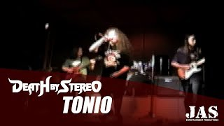 Death By Stereo - Tonio - Rock2Metal 2003