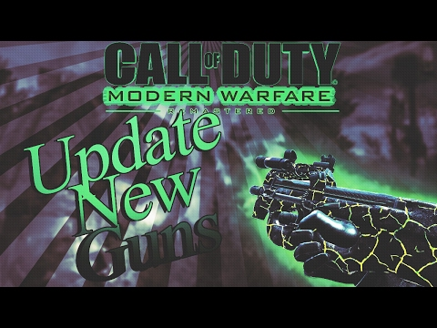 MWR Update: New Weapons Gameplay + Did They Fix Everything?