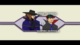 Anime Abandon: Vampire Hunter D