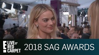 What Margot Robbie Learned From