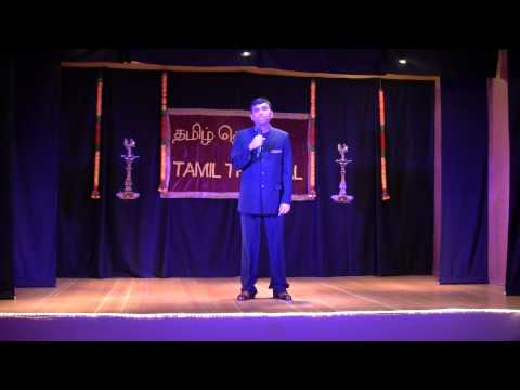 Welcome Speech - Tamil Thendral 2015