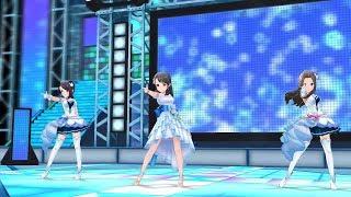 「デレステ」Trancing Pulse (Game ver.) 大和亜季、栗原ネネ、涼宮星花 thumbnail