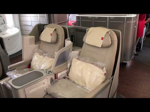 Royal Jordanian Business Class B787