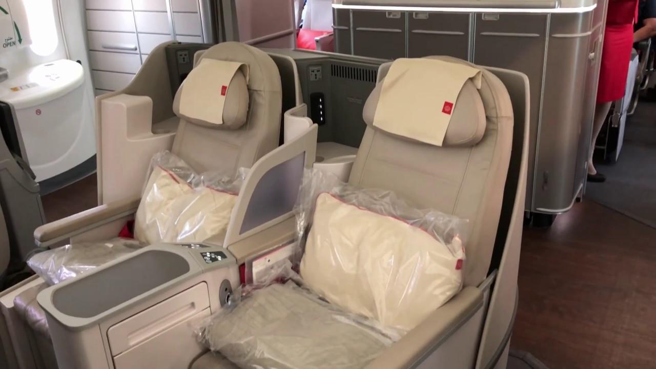 royal air jordanian business class