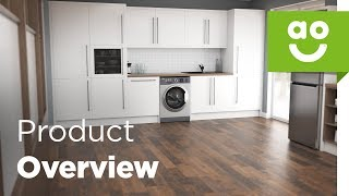Hotpoint Washing Machine NM10844GSUK Product Overview | ao.com