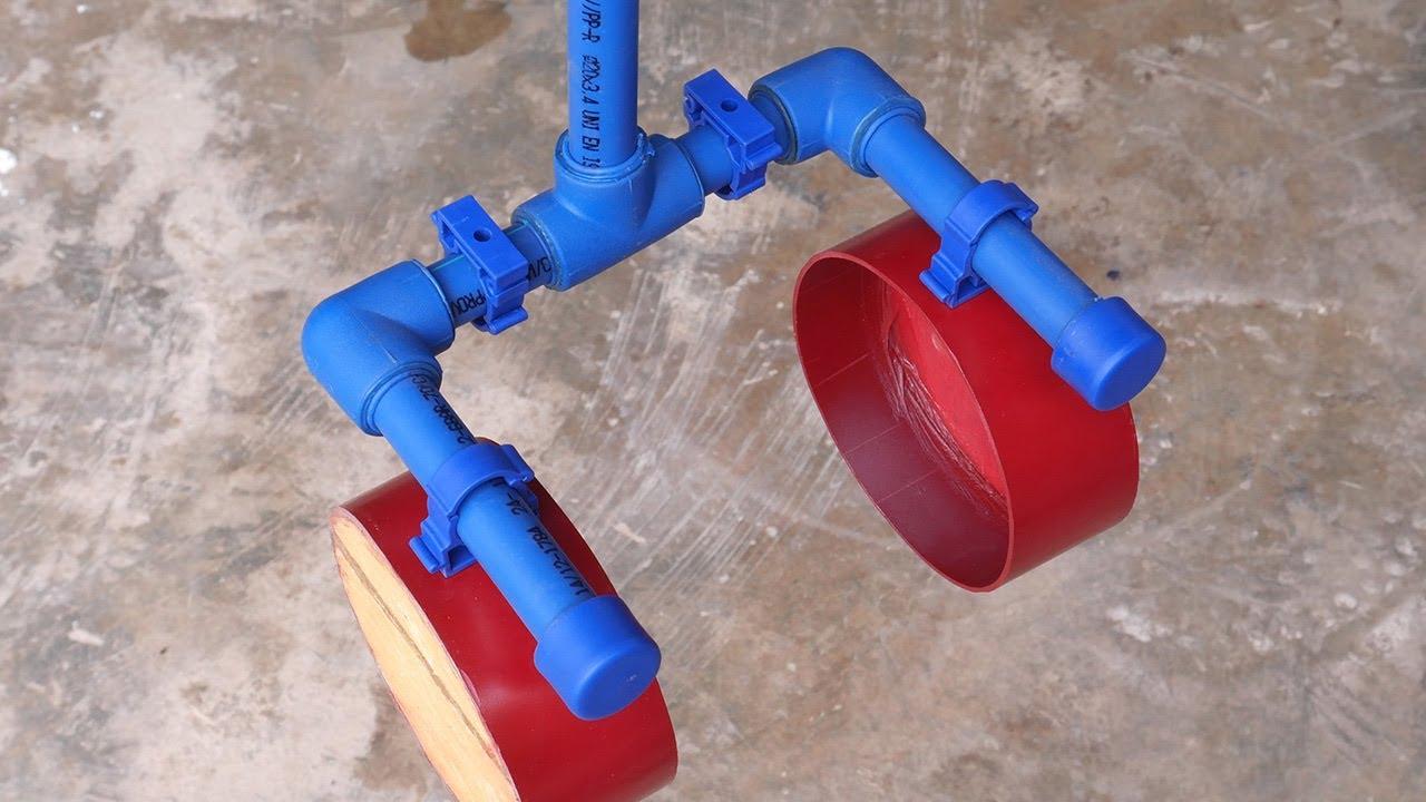 قلة من الناس يعرفون عن الوظيفة الجديدة لانابيب الماء البلاستيكية = Amazing DIY Idea YOU SHOULD KNOW
