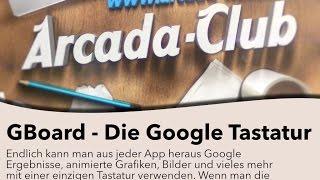 GBoard - Die neue iOS Tastatur von Google