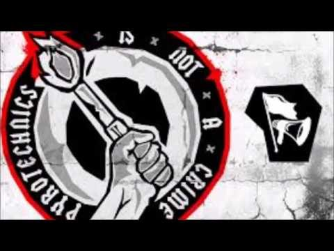 No Pyro Party Irish Ultras Scene Youtube