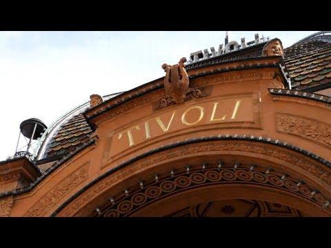 Tour of Tivoli Gardens