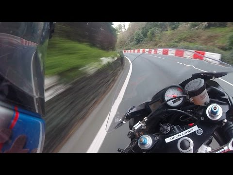 Isle of Man TT Mountain Course 2016 with BigMitch