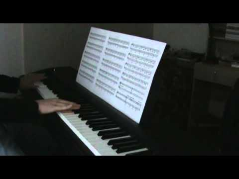 Lady Labyrinth (Ludovico Einaudi) - Piano Cover