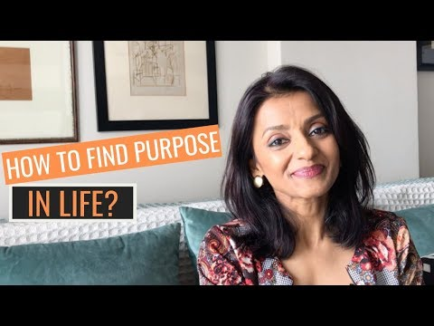 How to find purpose in life?