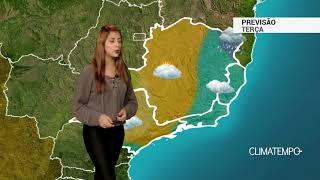 Previsão Sudeste - Ar mais seco avança para a região