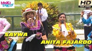 ANITA FAJARDO & SAYWA en Vivo (Full HD) - Miski Takiy (13/Feb/2016)