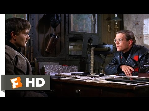 Doctor Zhivago (6/10) Movie CLIP - The Private Life is Dead (1965) HD
