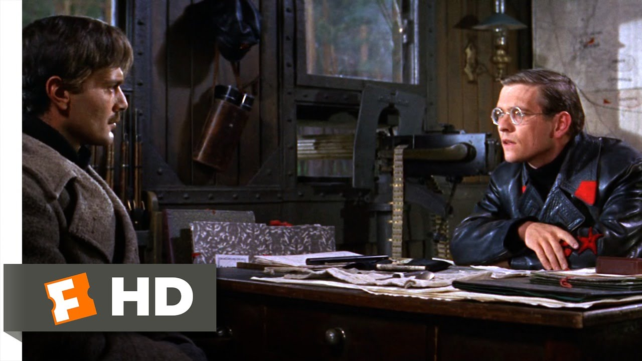 Download Doctor Zhivago (6/10) Movie CLIP - The Private Life is Dead (1965) HD