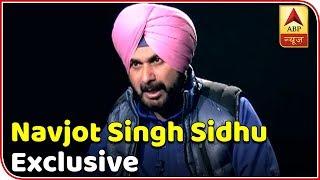 Navjot Singh Sidhu Exclusive   Modi leher Turned Into Keher   ABP News