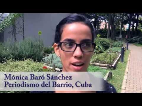 Mónica Baró Sánchez, Periodismo del Barrio, Cuba