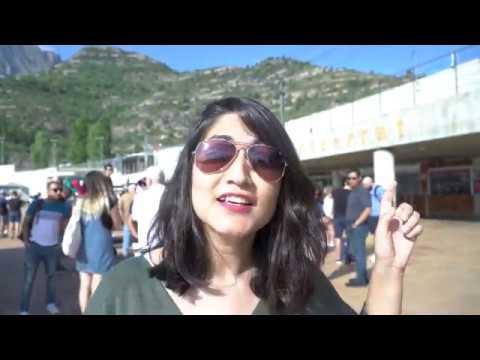 Barcelona Travel Vlog | Montserrat Tour | Black Madonna | Placa de Catalunya