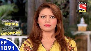 Taarak Mehta Ka Ooltah Chashmah - तारक मेहता - Episode 1891 - 14th March, 2016
