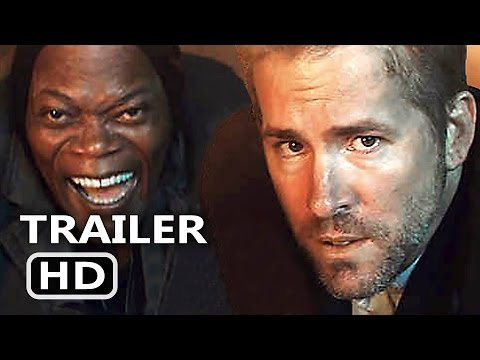THE HITMAN'S BODYGUARD Official Trailer (2017) Ryan Reynolds, Samuel L. Jackson Movie HD