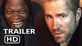 The Hitman's Bodyguard Official Trailer # 2 (2017) Ryan Reynolds, Sam Jackson Action New Movie HD