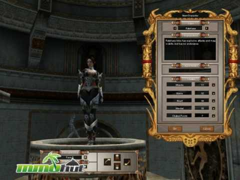 Tantra Online Character Creation YouTube
