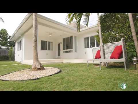 Waterfront New Construction Villa   1720 Cleveland Road Miami Beach Florida Branded HD