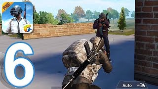 PUBG Mobile - Gameplay Walkthrough Part 6 (iOS, Android)