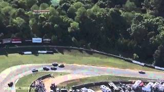 2011 Petit Le Mans Pile Up
