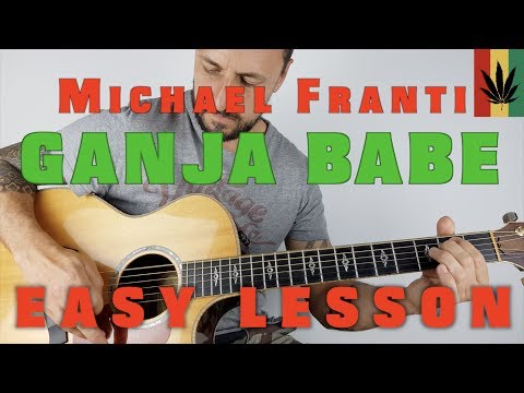 How to Play Ganja Babe by Michael Franti