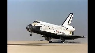 STS-61-A Final Flight Day