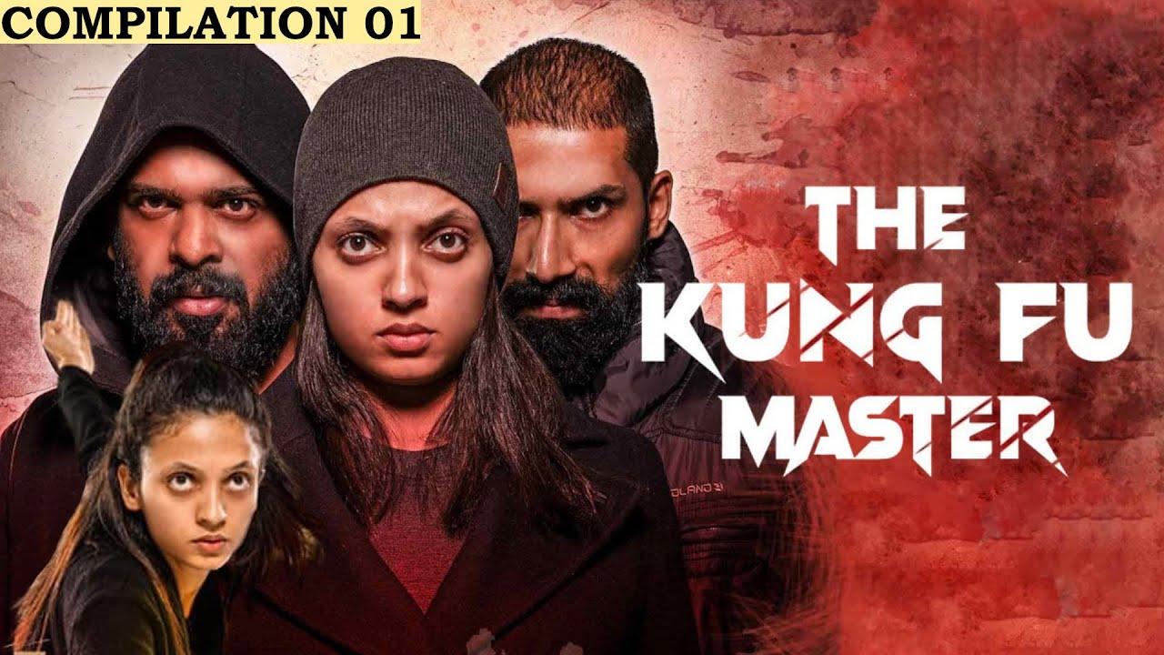 Kung Fu The Master Pushpa - Compilation 1 | Hindi Dubbed Movie | Neeta Pillai | Jiji Scaria