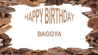 Baggya   Birthday Postcards & Postales
