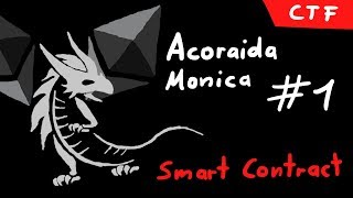 Ethereum Smart Contract Code Review #1 - Real World CTF 2018